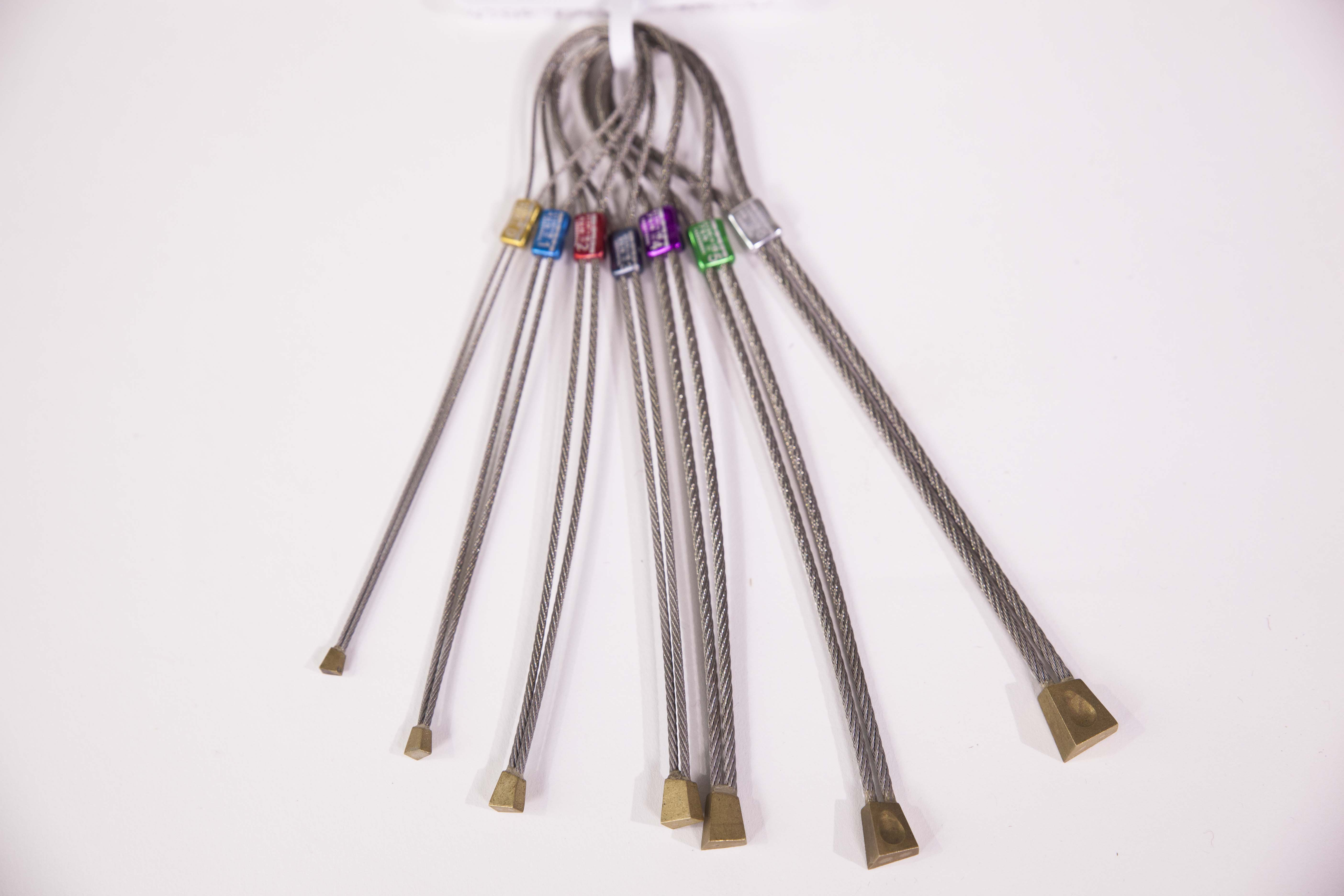 micro wires DMM Brass Offsets Sizes 0 to 6 nuts trad climbing