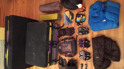 Alex Manikowski's Gear Bag