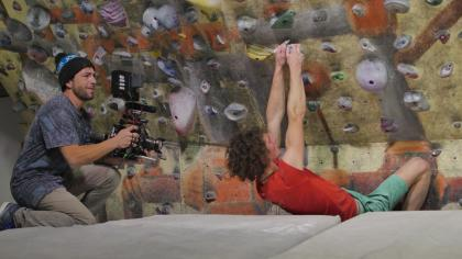 Focussing In On The Action | Training With Adam Ondra Part 1