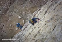 The First Belay